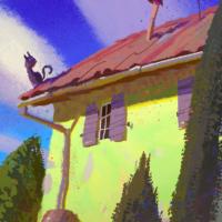 Rooftop stories